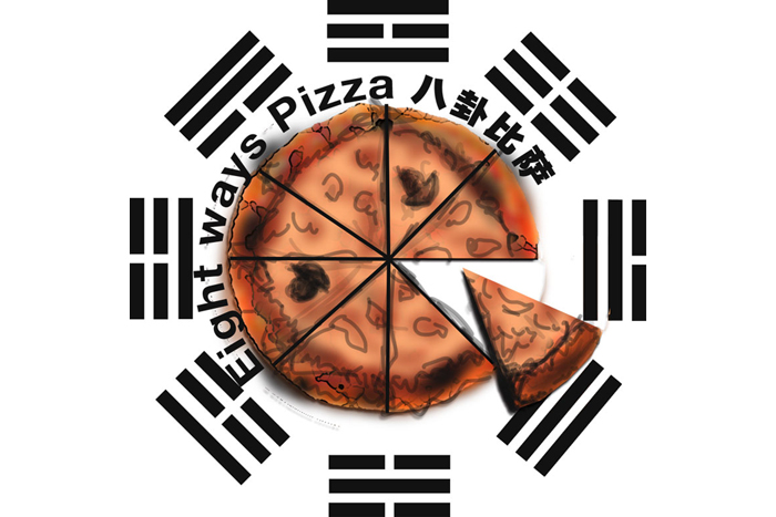 Pizza in China