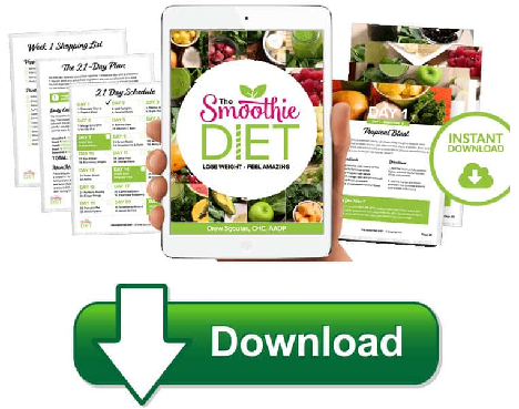 The Smoothie Diet 21 Day Plan For Fast Weight Loss